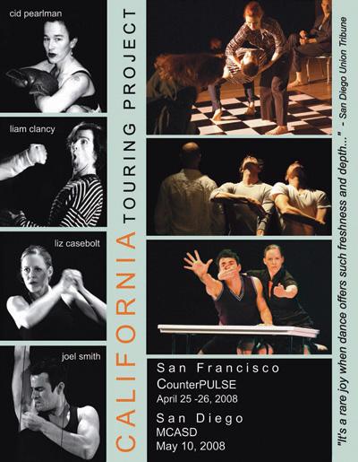 postcard Cid Pearlman Dance