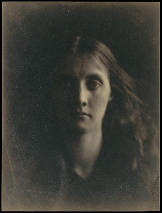 portrait of Julia Jackson