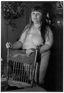 Rhylorien from Laurie's  Women En Large: Images of Fat Nudes