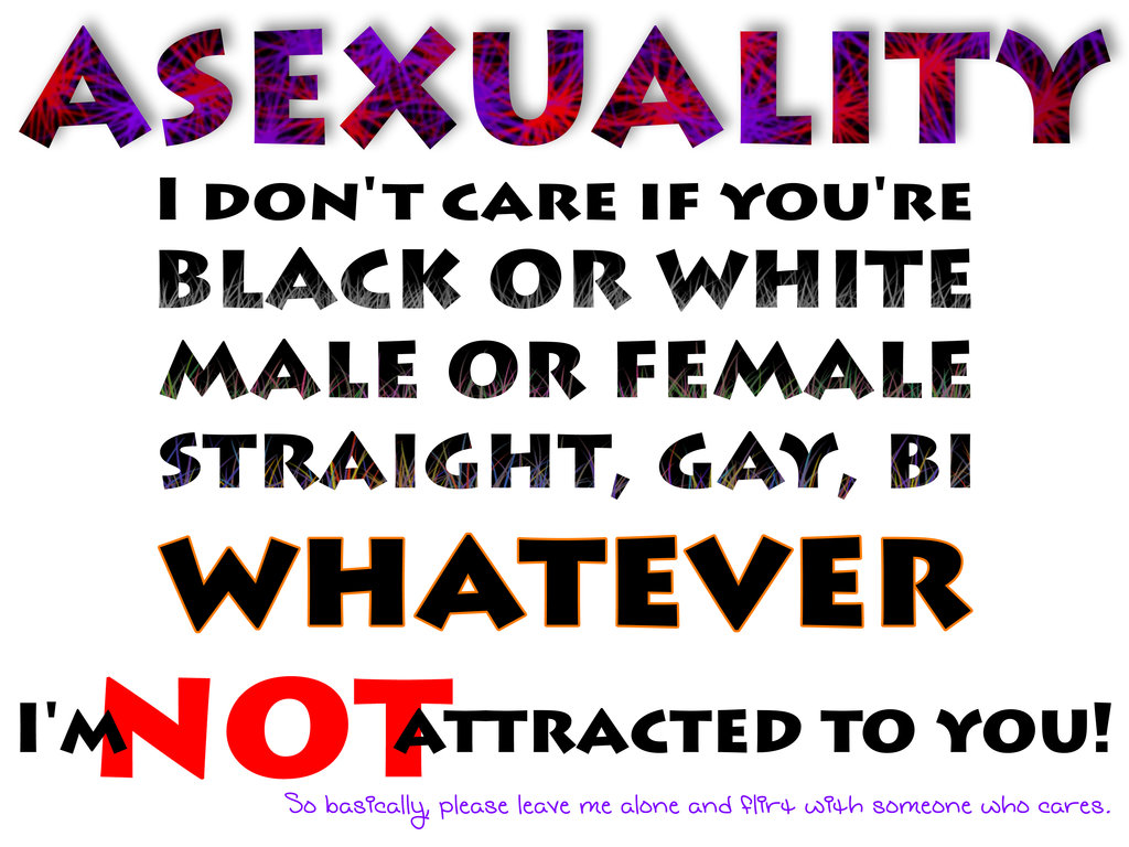 Aromantic asexual definition