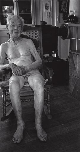 Laurie's portrait of Ray Krotser